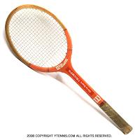 ウイルソン(WILSON) ヴィンテージラケット クリス・エバート トリンプ テニスラケット 木製 ウッドラケット