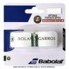 バボラ(BabolaT)フレンチオープン限定 アップテイクリプレイスメントグリップ ホワイト/グリーン