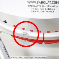 【新品アウトレット】バボラ(Babolat) 2020年 ピュアストライク 16x19 (305g) 101406 (Pure Strike) テニスラケット