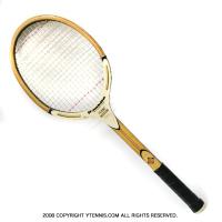 ヴィンテージラケット フランクリン(franklin) テニスラケット 木製 ウッドラケット