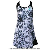 ロット(Lotto) Batik プリント テニスドレス 国内未発売モデル