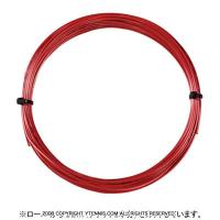 【12mカット品】ヨネックス(YONEX) ポリツアーファイア (Poly Tour FIRE) レッド 1.20mm/1.25mm/1.30mm ポリエステルストリングス テニス ガット テニス ガット ノンパッケージ